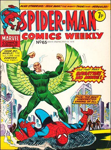 Spider-Man Comics Weekly Vol 1 65