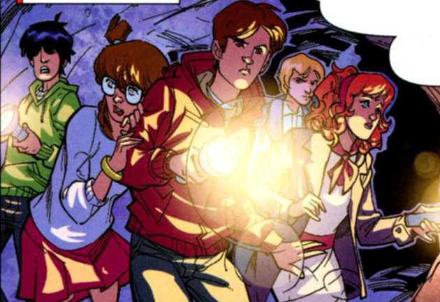 Teenage Ultimate Forteans Forever (Earth-20051)