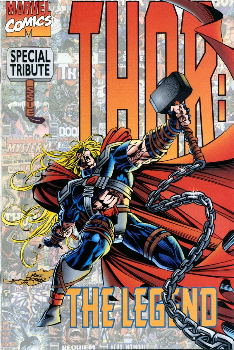 Thor: The Legend Vol 1 1