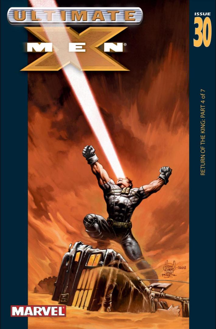 Ultimate X-Men Vol 1 30
