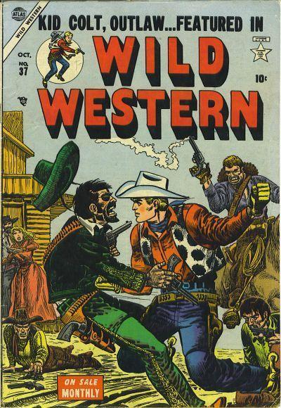 Wild Western Vol 1 37