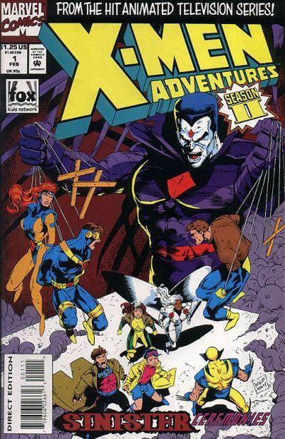 X-Men Adventures Vol 2