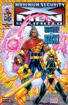 X-Men Unlimited Vol 1 29