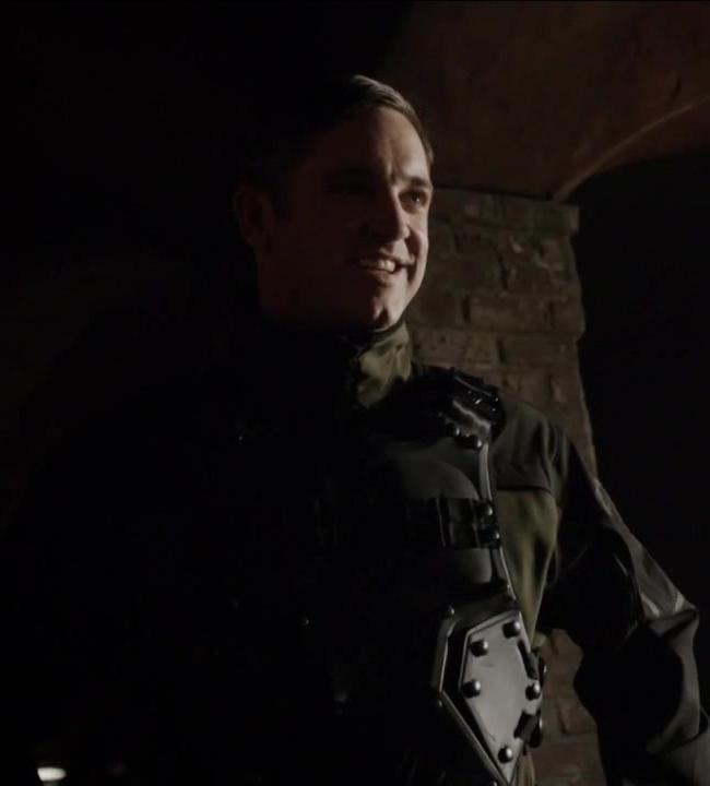 Agent Kaminsky (Earth-199999)
