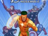 Avengers Assemble Featuring Captain Citrus Vol 1 1