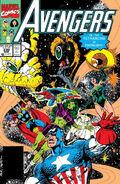 Avengers Vol 1 330