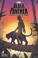 Black Panther Long Live The King Vol 1 2