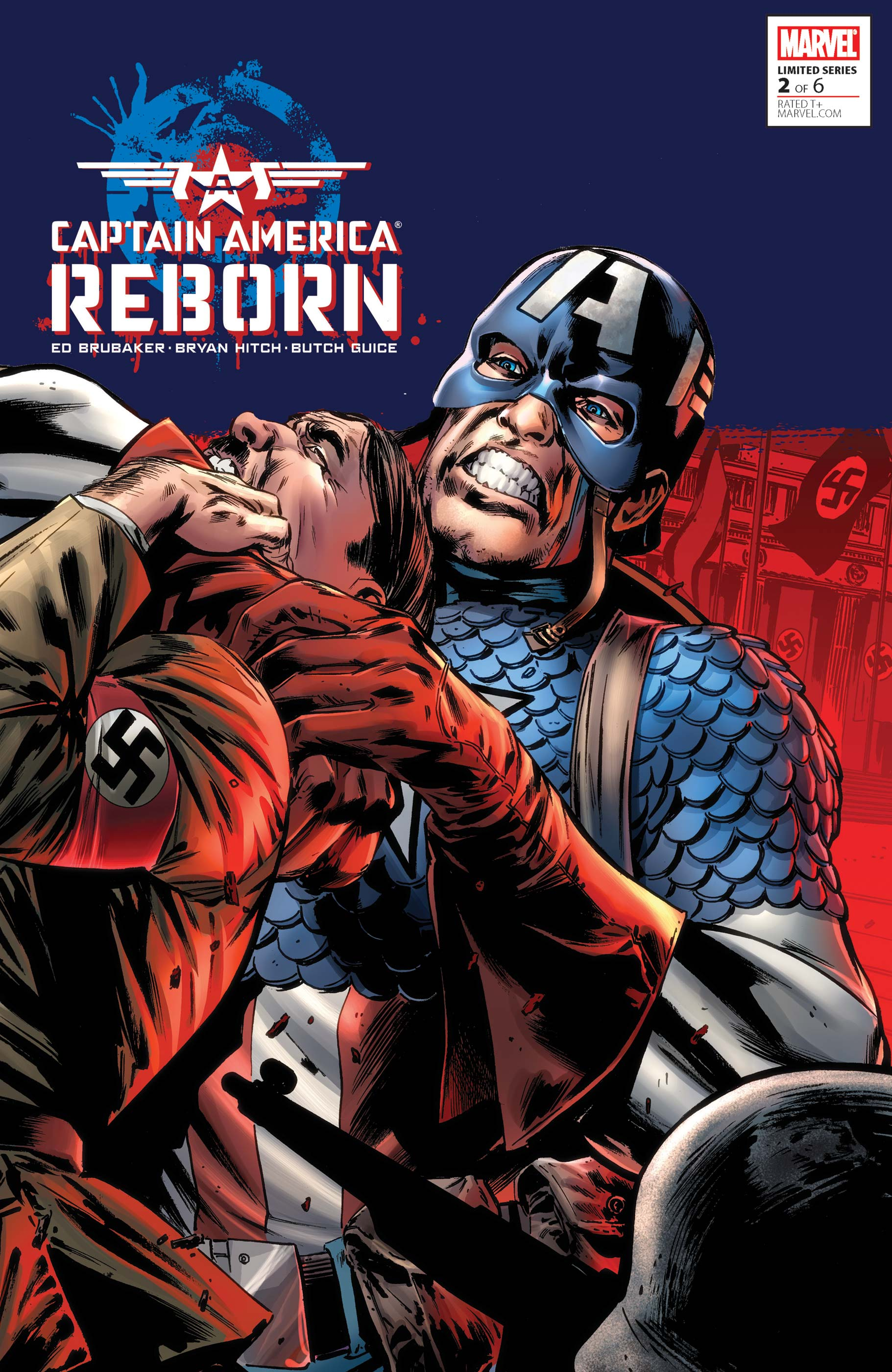 Captain America: Reborn Vol 1 2