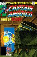 Captain America Vol 1 253