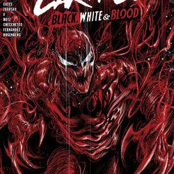 Carnage: Black, White & Blood Vol 1 2