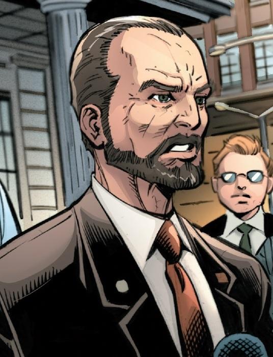 Chris Rafferty (Earth-616)