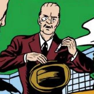Clifton Ritton (Earth-616)