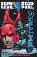 Daredevil Deadpool Annual Vol 1 1997