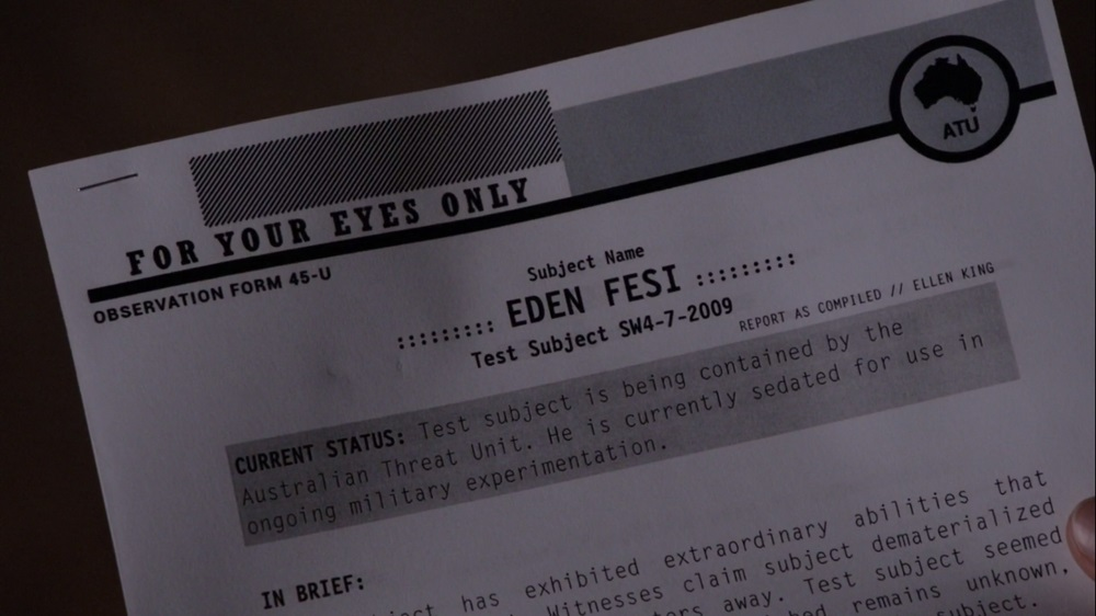 Eden Fesi (Earth-199999)