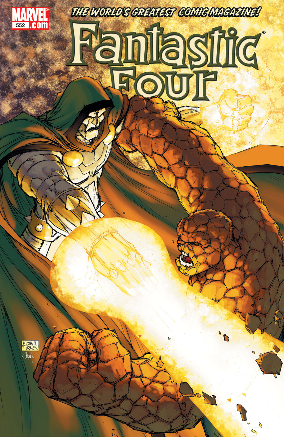 Fantastic Four Vol 1 552