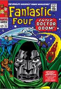 Fantastic Four Vol 1 57