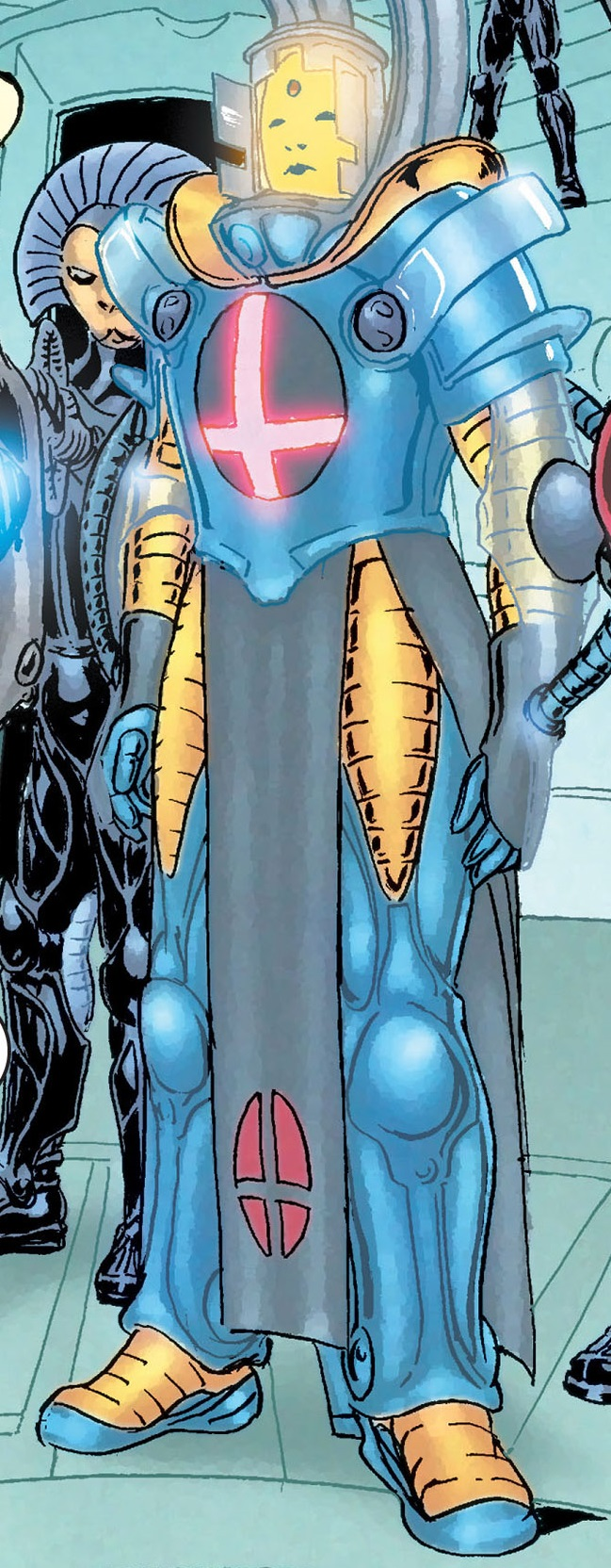 G-Type (Earth-616)/Gallery