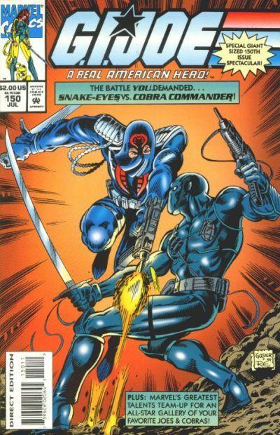 G.I. Joe: A Real American Hero Vol 1 150