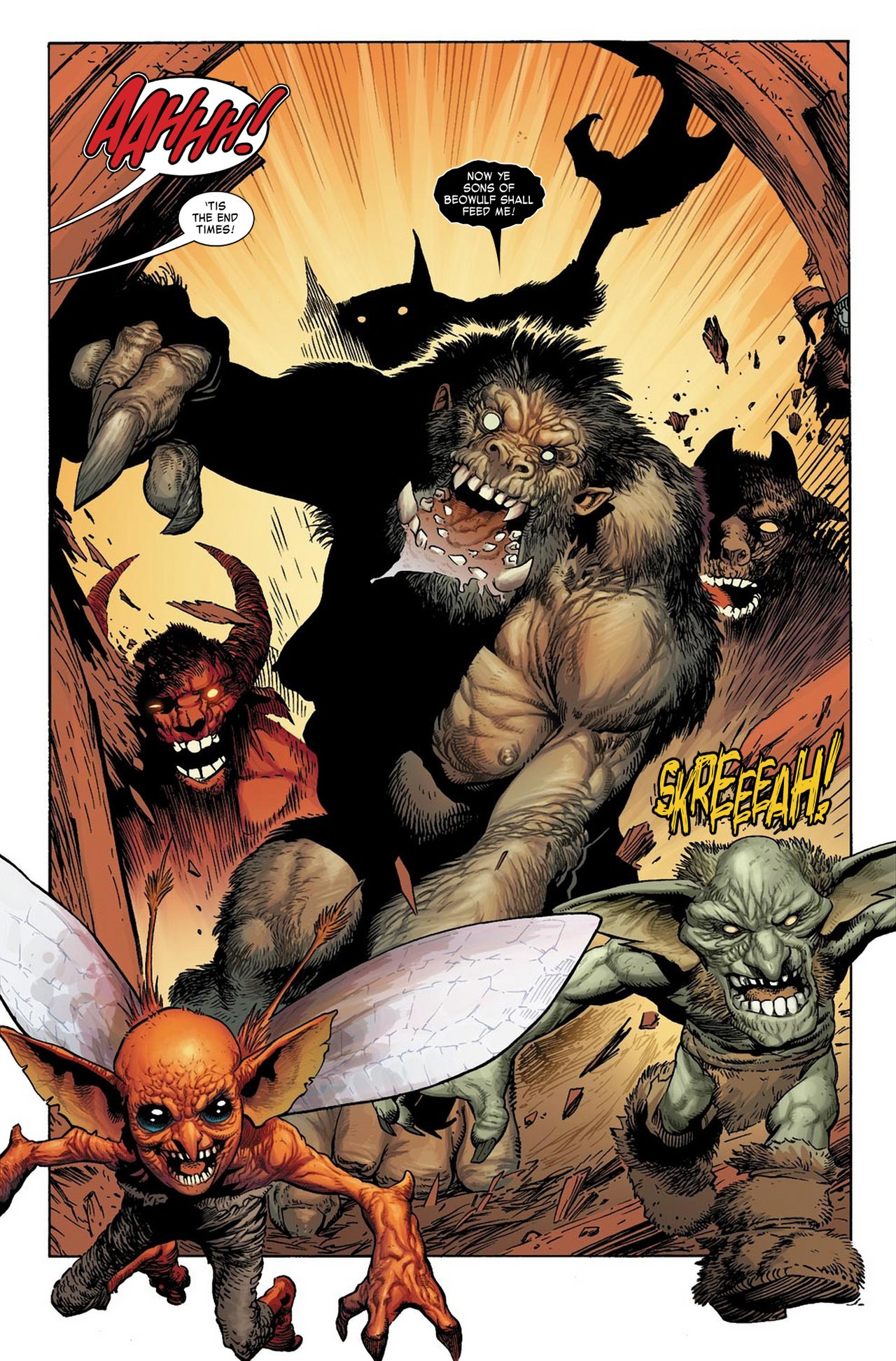 Grendel's Brother (Earth-616)