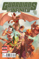 Guardians of Infinity Vol 1 2
