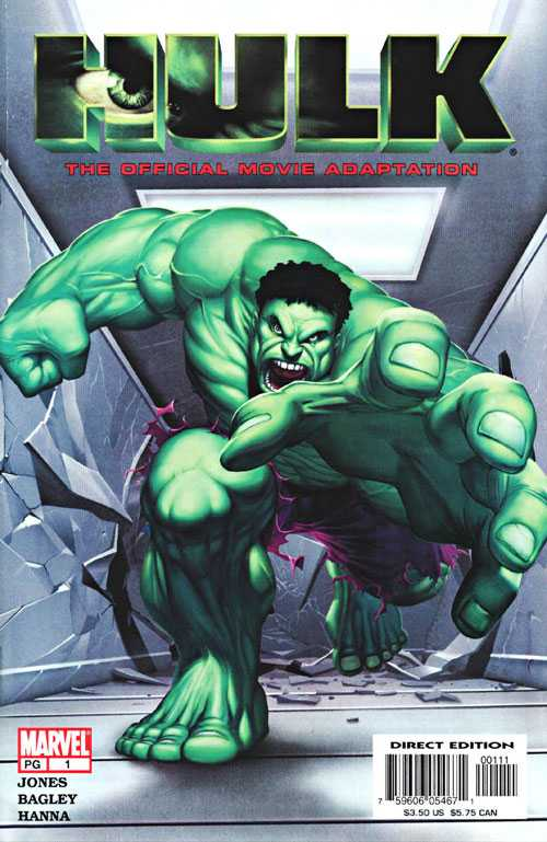 Hulk: The Movie Adaptation Vol 1 1