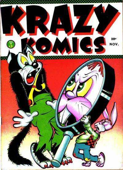 Krazy Komics Vol 1 3