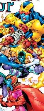 Avengers (Kree) (Earth-99315)