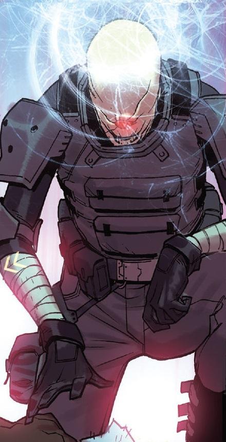 Le Necrogateur (Earth-616)