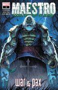 Maestro War and Pax Vol 1 3