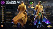 Marvel Realm of Champions The Ancient One Official Cosplayer Guide