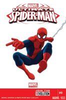 Marvel Universe Ultimate Spider-Man Vol 1 13 Solicit