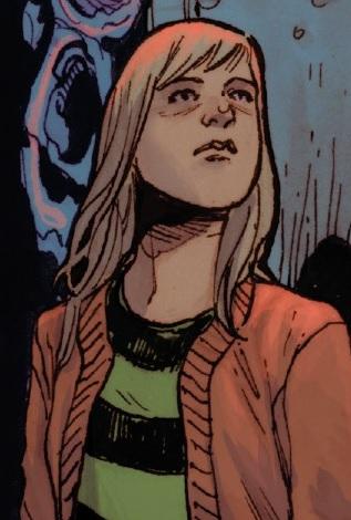 Mary Brock (Earth-616)