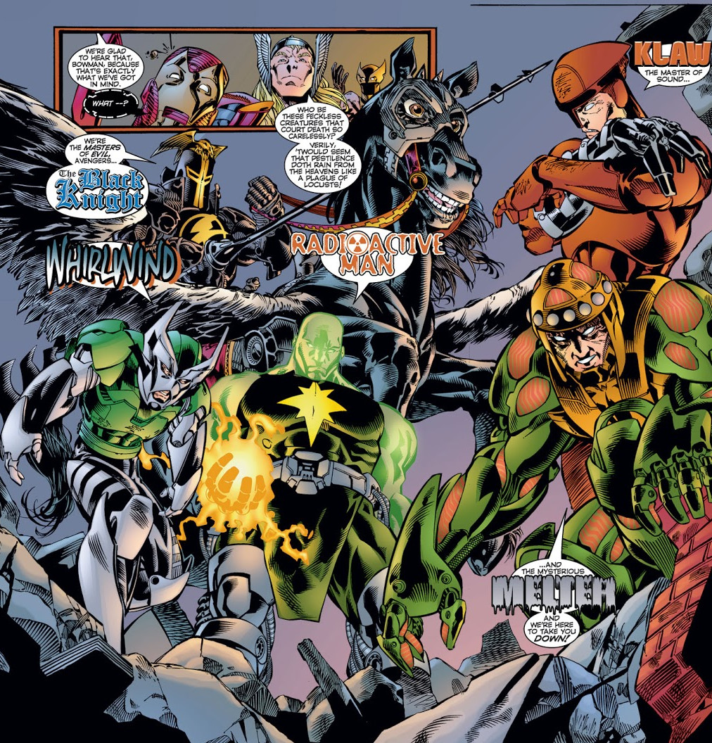 Masters of Evil (Heroes Reborn) (Earth-616)