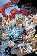 New X-Men Vol 2 15 Textless