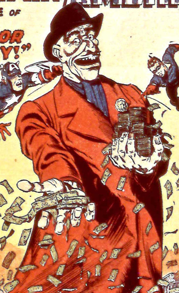 Peter Stromboli (Earth-616)
