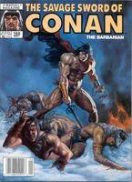 Savage Sword of Conan Vol 1 160