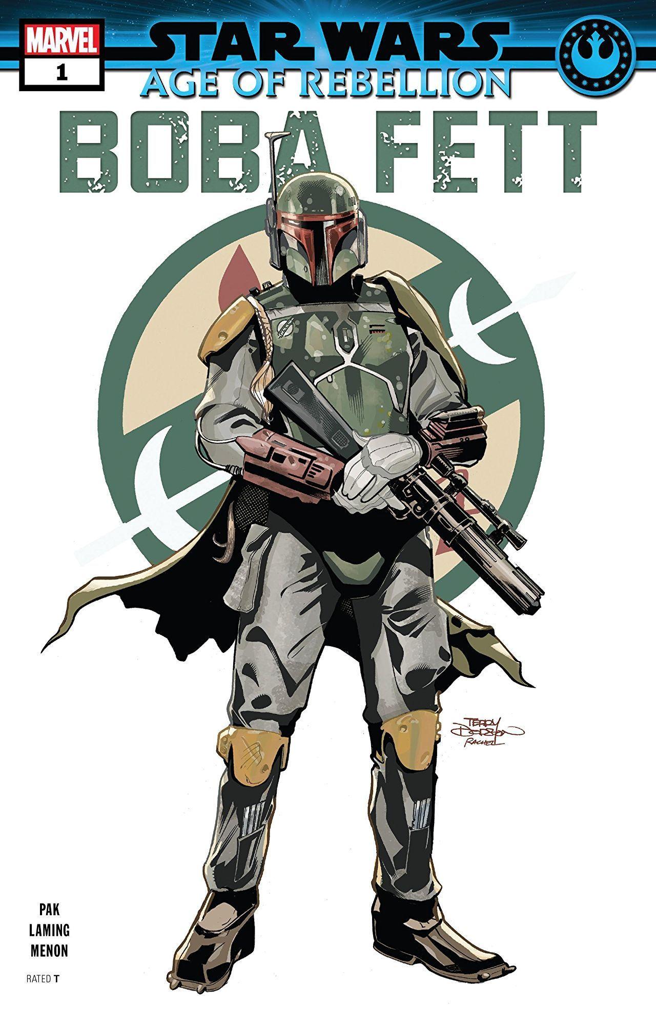 Star Wars: Age of Rebellion - Boba Fett Vol 1 1