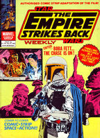 The Empire Strikes Back Weekly (UK) Vol 1 129
