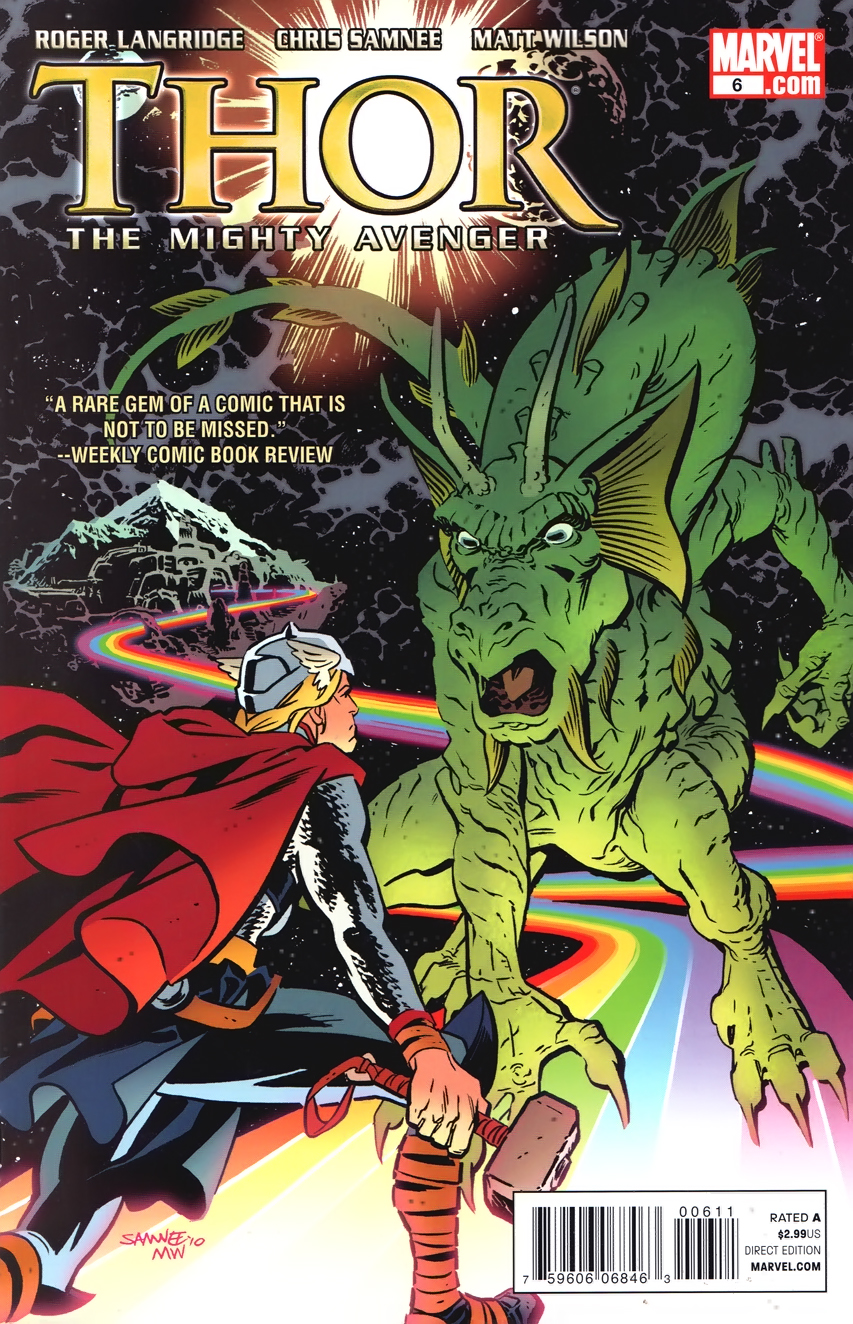 Thor: The Mighty Avenger Vol 1 6