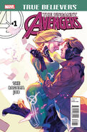 True Believers Uncanny Avengers - The Bagalia Job Vol 1 1