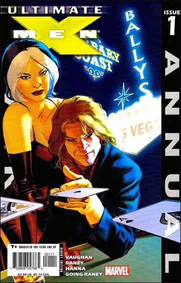 Ultimate X-Men Annual Vol 1 1