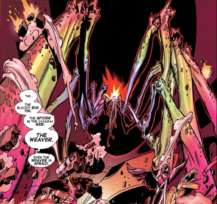Weaver (Legion Personality) (Earth-616)