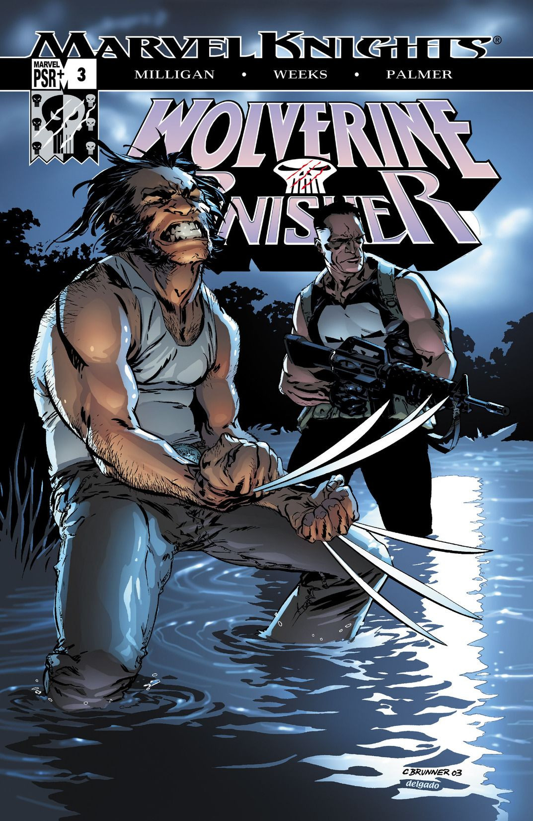 Wolverine/Punisher Vol 1 3