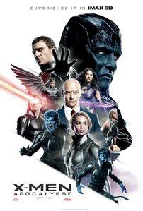 X-Men Apocalypse Poster 016