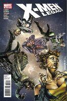 X-Men Legacy Vol 1 256
