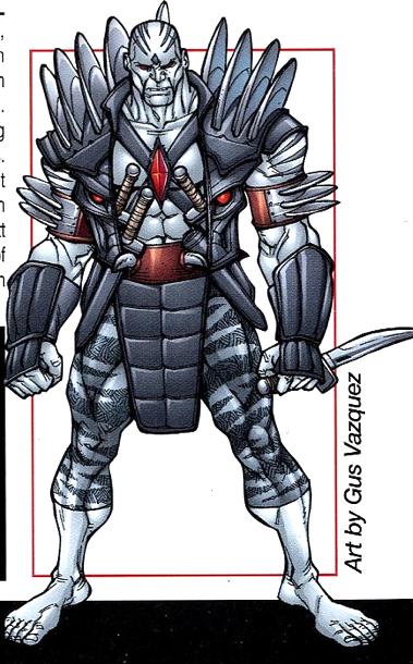 Xraven (Earth-616)