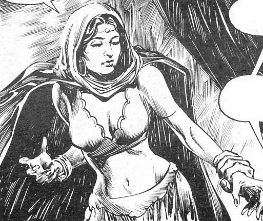 Yasmina (Earth-616)/Gallery