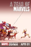 Year of Marvels April Infinite Comic Vol 1 1
