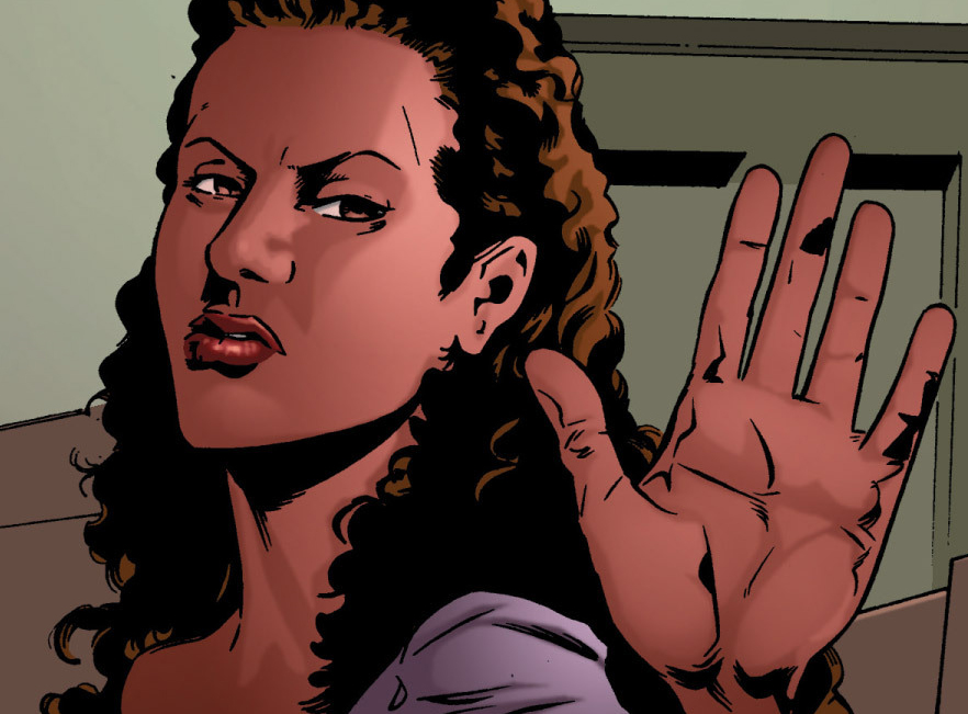 Adina Malcolm (Earth-616)