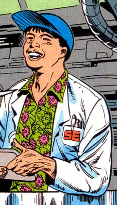 Archie Park (Earth-616)